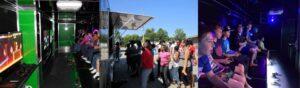 Video game truck birthday party in Treasure Coast Fort Pierce Florida