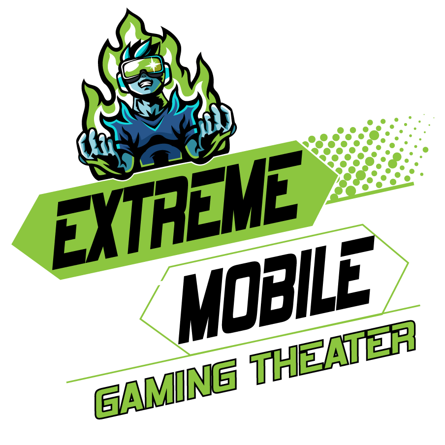Extreme Mobile Gaming Theater video game truck parties in Fort Pierce and the Treasure Coast of Florida