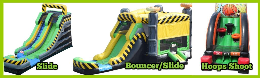 Party inflatable rental in Treasure Coast Florida