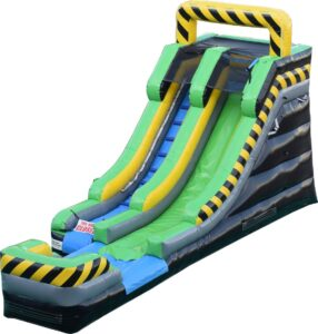 Slide bouncer inflatable rental in Florida Indian River, St. Lucie, and Martin counties.