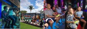 Video game truck party in Indian River, St. Lucie, and Martin counties