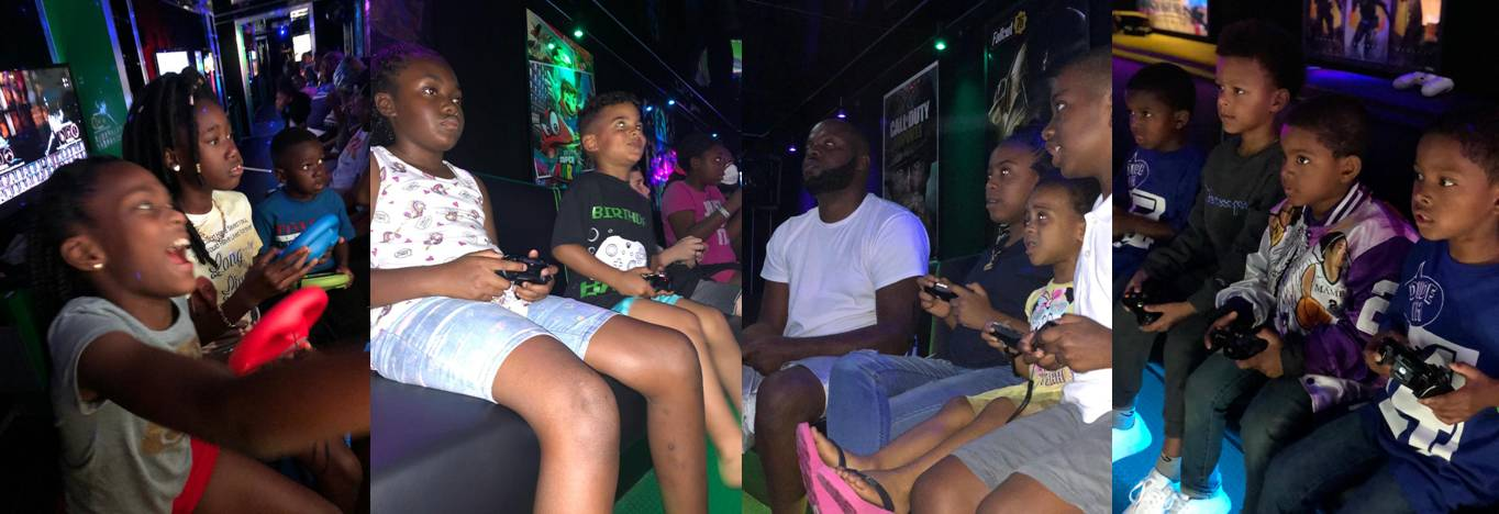 Video game truck party in Florida's Treasure Coast